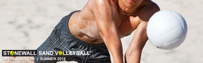 Stonewall Pittsburgh Sand Volleyball