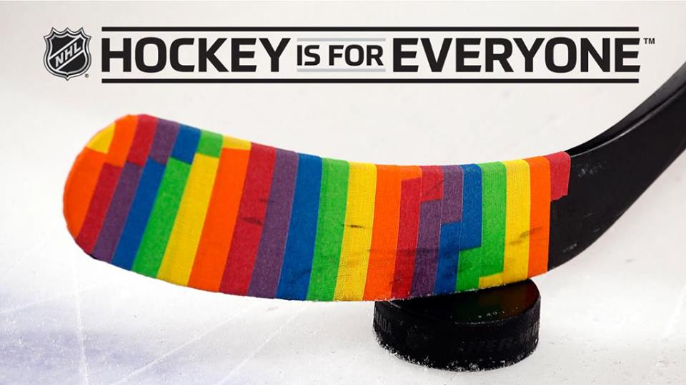 Hockey Is For Everyone