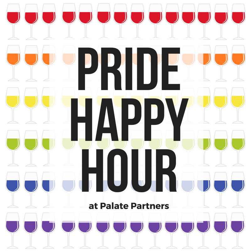 Pittsburgh Pride Happy Hour