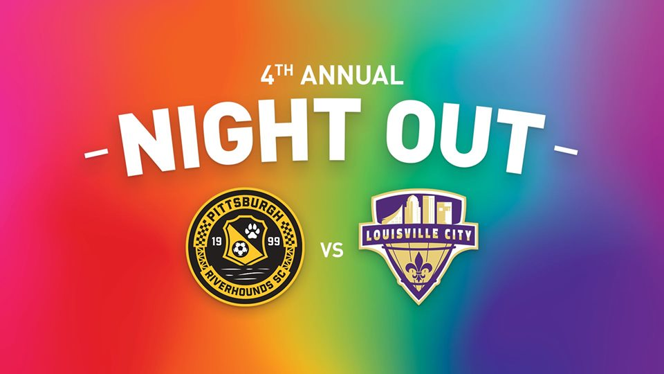 Riverhounds - 4th Annual Night Out